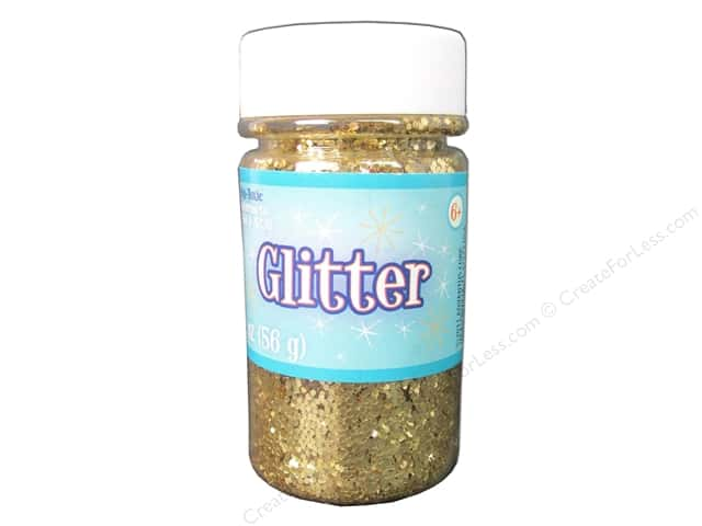 Sulyn Glitter 2 oz. Gold