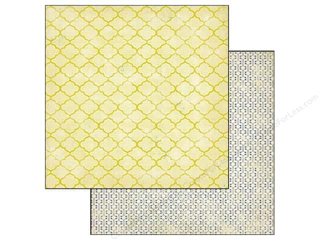 Crate Paper 12 x 12 in. Paper On Trend La Mode (25 sheets)
