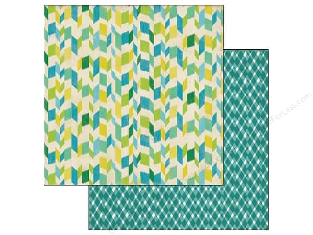 Crate Paper 12 x 12 in. Paper On Trend Sensation (25 sheets)