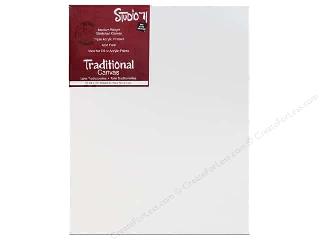 Darice Studio 71 Traditional Canvas 16 x 20 in.