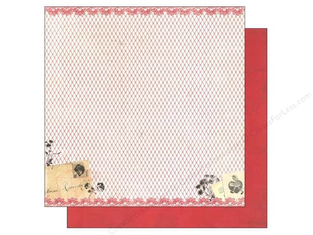 Authentique 12 x 12 in. Paper Lovely Dearest (25 sheets)