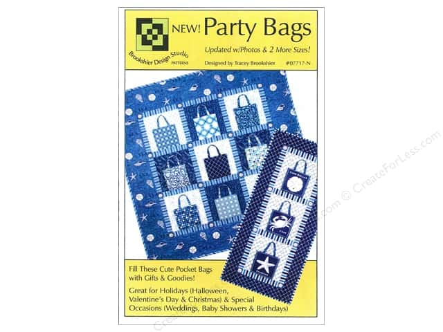 Brookshier Design Studio Party Bags Pattern