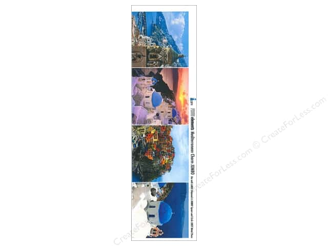 Imagine Crafts Photo Elements Jumbo Mediterranean