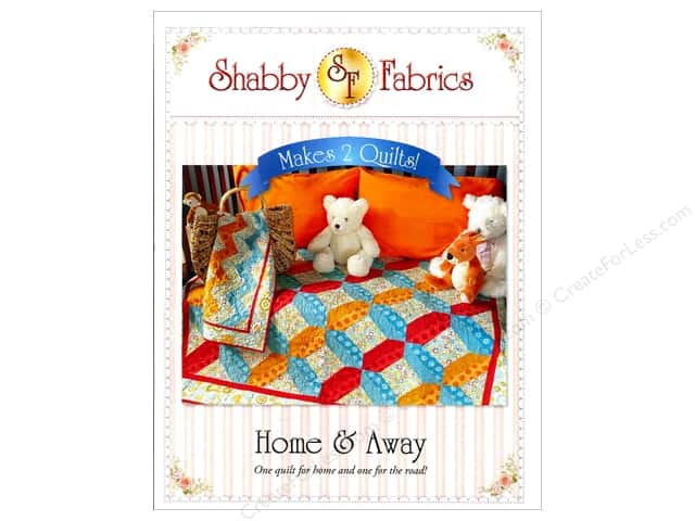 Shabby Fabrics Home & Away Pattern