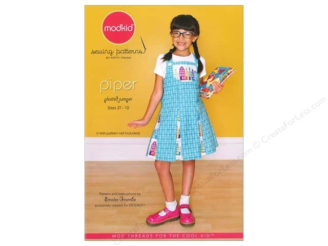 ModKid Piper Pleated Jumper Pattern