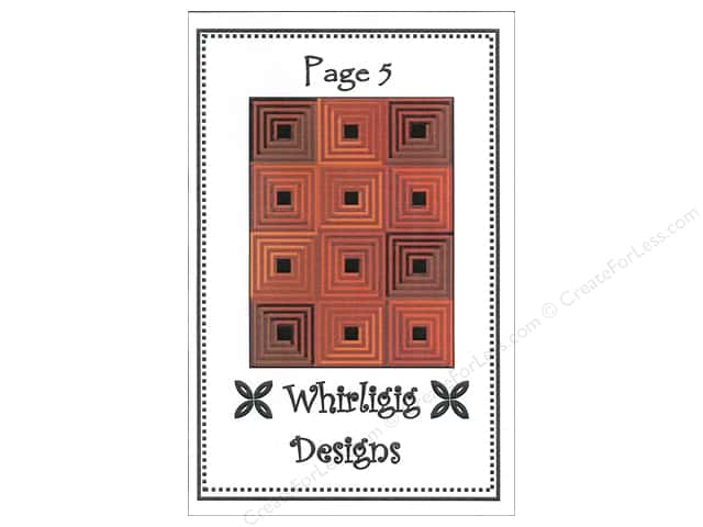 Whirligig Designs Page 5 Pattern