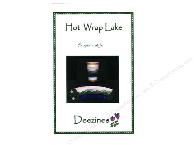Deezines Hot Wrap Lake Pattern