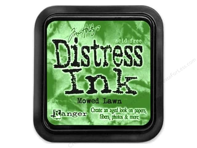 Tim Holtz Distress Ink Pad by Ranger Mowed Lawn