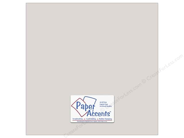 Paper Accents Cardstock 12 x 12 in. #18073 Smooth Mystique (25 sheets)