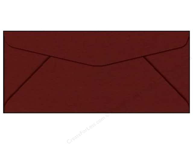 4 x 9 1/4 in. Letter Envelopes by Paper Accents 20 pc. #69 Pomegranate