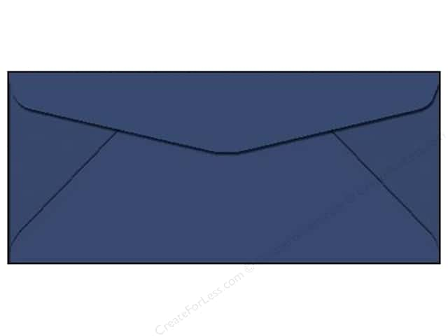 4 x 9 1/4 in. Letter Envelopes by Paper Accents 20 pc. #92 Adriatic Blue