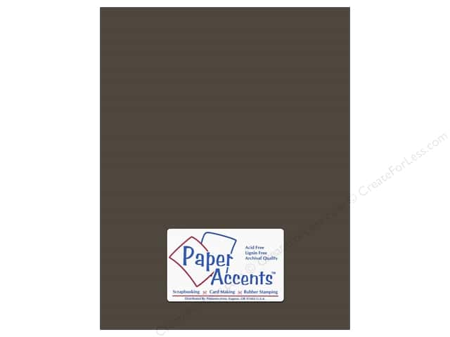 Paper Accents Stationery 8 1/2 x 11 in. Bon Bon 20 pc.