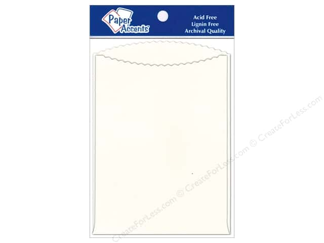 Paper Accents Pocket 5 x 7 in. Eggshell 8 pc.