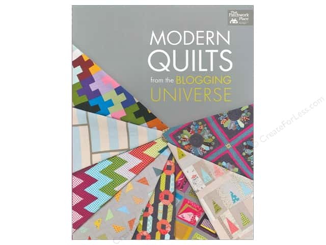 That Patchwork Place Modern Quilts From The Blogging Universe Book