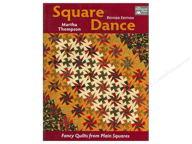 That Patchwork Place Square Dance Book by Martha Thompson