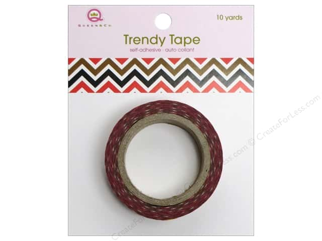 Queen&Co Trendy Tape 10yd Ziggy Pet