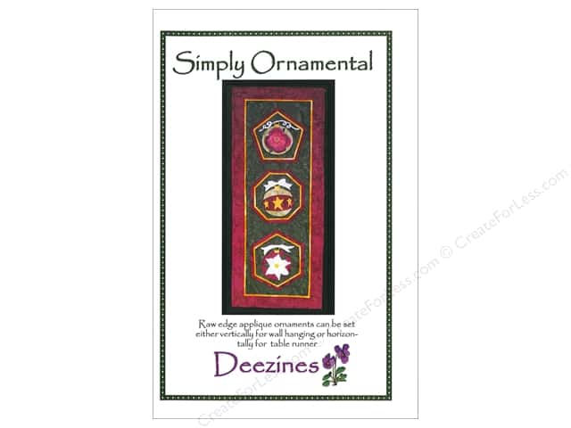 Deezines Patterns Simply Ornamental Pattern