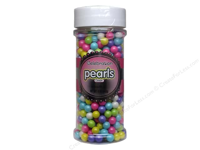 SweetWorks Celebration Pearls 5oz Mix Spring
