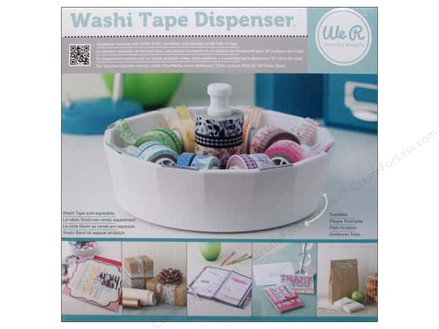 We R Memory Keepers Washi Tape Dispenser