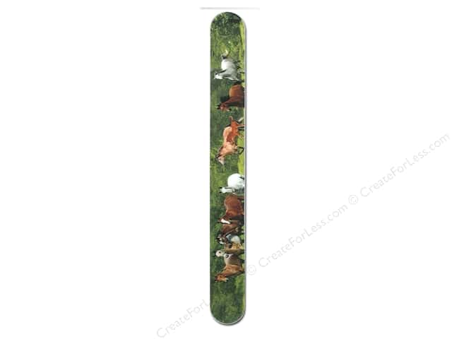 FotoFiles Nail File 7 in. Horses