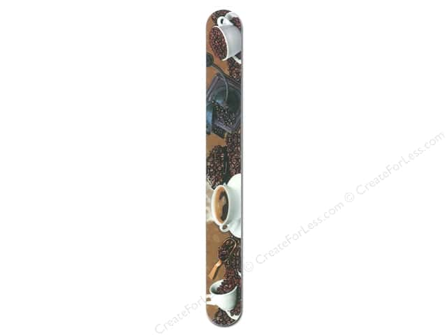 FotoFiles Nail File 7 in. Coffee