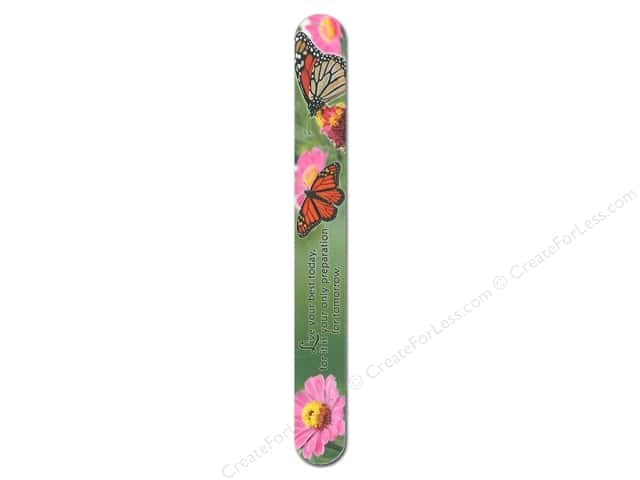 FotoFiles Nail File 7 in. Live Your Best Today