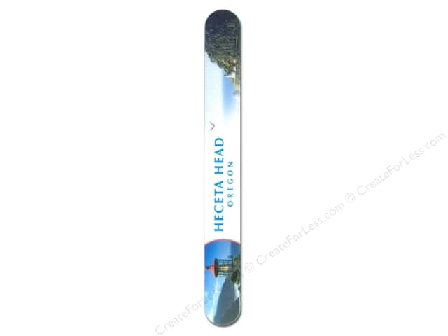 FotoFiles Nail File 7 in. Heceta Head Lighthouse, OR