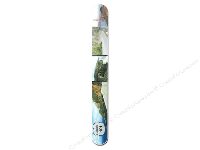FotoFiles Nail File 7 in. Highway 101