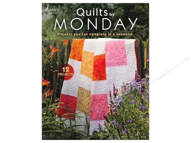 Annie's Quilts By Monday Book
