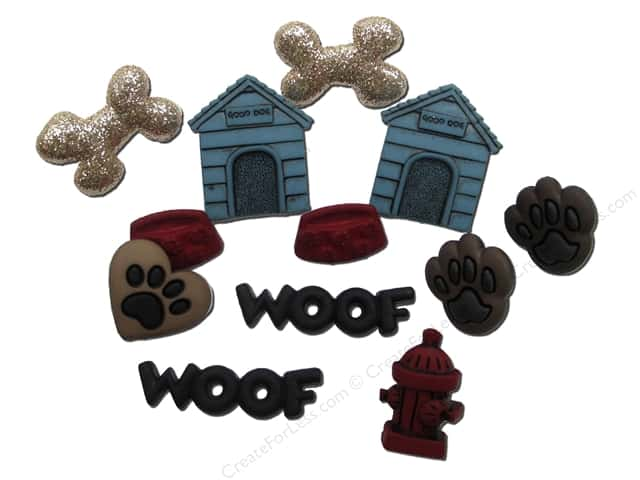Jesse James Dress It Up Embellishments Dog Stuff