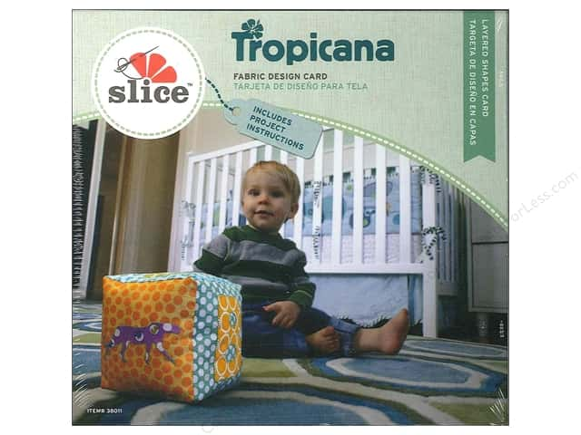 Slice Design Card Tropicana