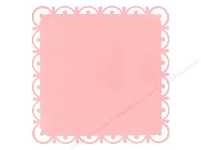 Anna Griffin Paper 12 x 12 in. Olivia Die Cut Layers Pink (25 sheets)