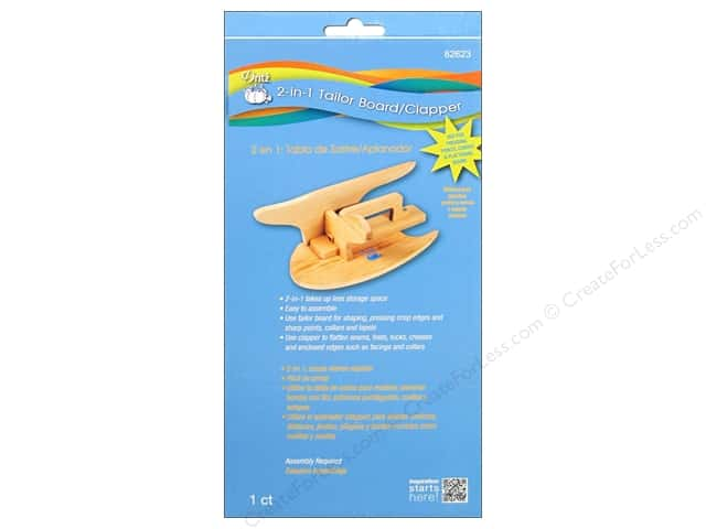 Dritz Clothing Care Tailor Board/Clapper