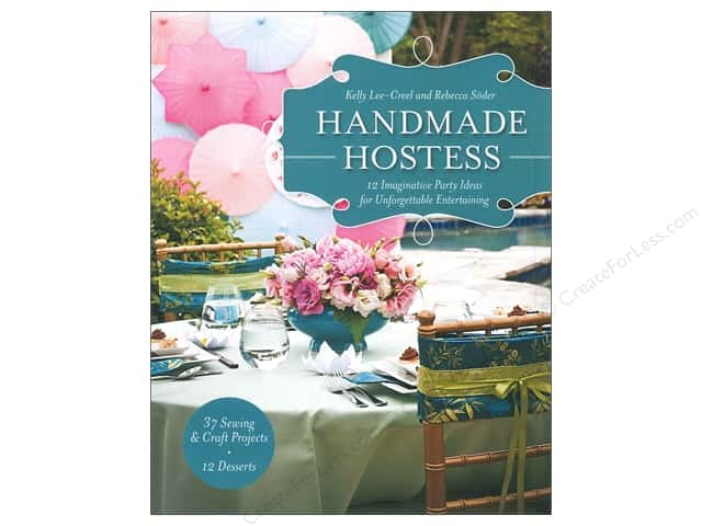 Stash By C&T Handmade Hostess Book by Kelly Lee-Creel and Rebecca Söder