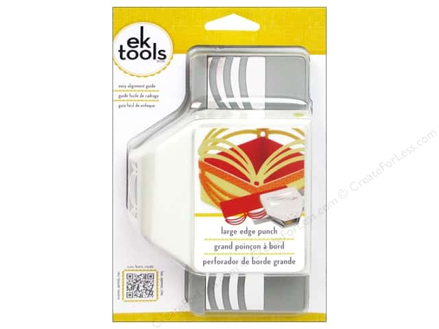 EK Paper Shapers Large Edger Punch Cake Piping