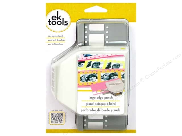 EK Paper Shapers Large Edger Punch Film Strip