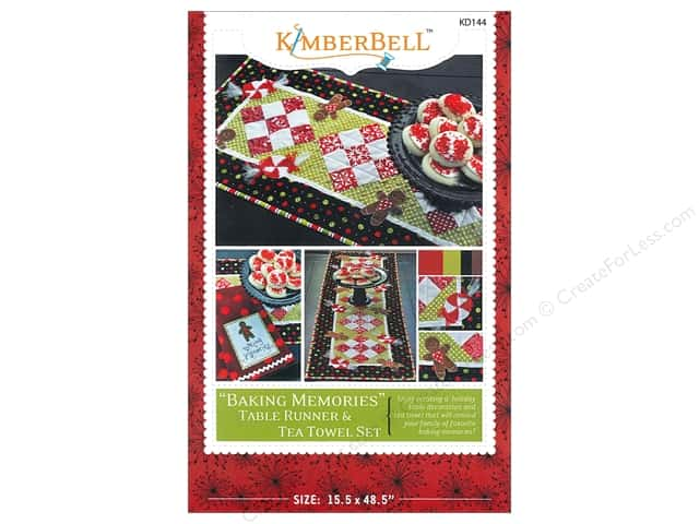 Kimberbell Designs Baking Memories Pattern