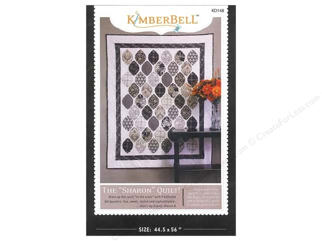Kimberbell Designs The Sharon Quilt Pattern