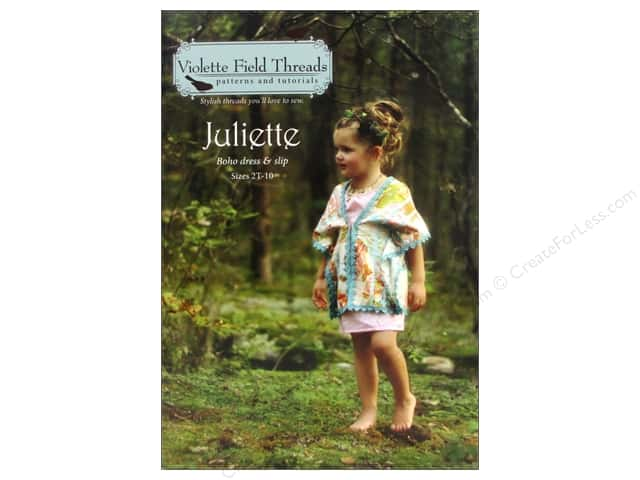 Violette Field Threads Juliette Dress Pattern