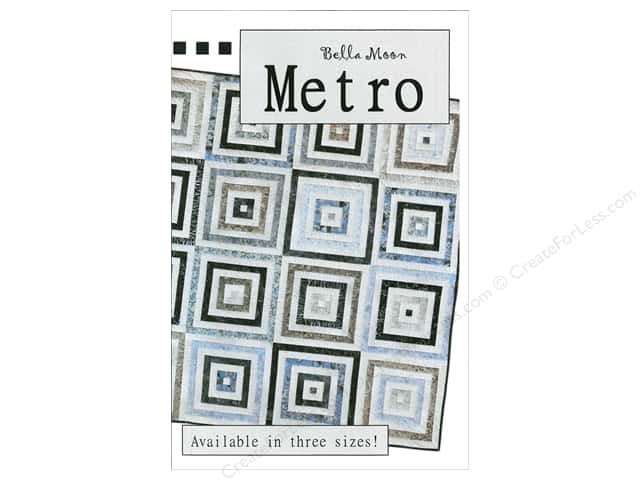 Bella Moon Metro Quilt Pattern