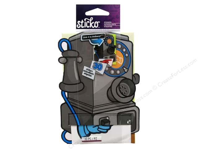 EK Sticko Stickers Pointer Roll