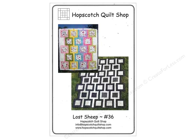 Hopscotch Quilt Shop Lost Sheep Pattern