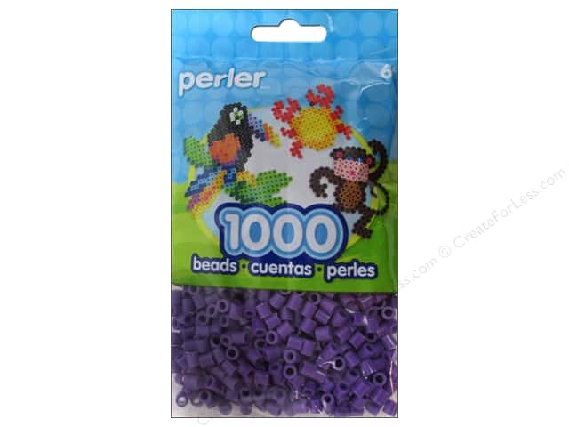 Perler Beads 1000 pc. Purple