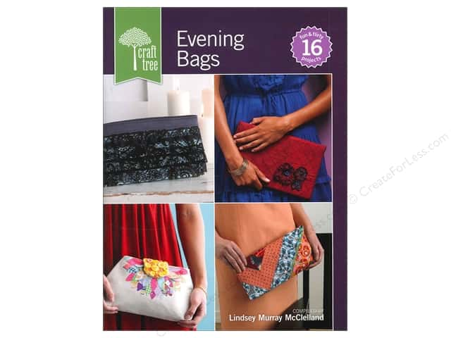 Interweave Press Craft Tree Evening Bags Book