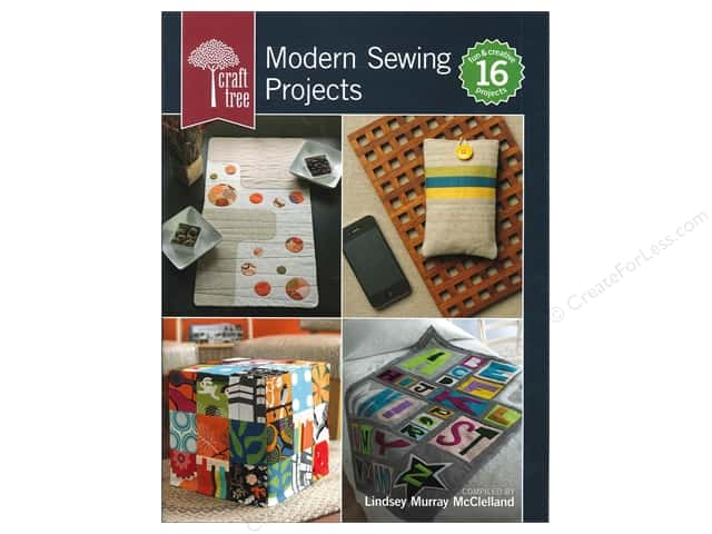 Interweave Press Craft Tree Modern Sewing Projects Book