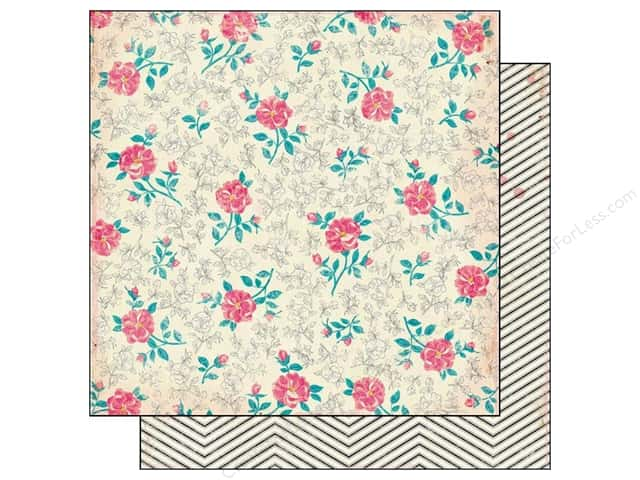 Crate Paper 12 x 12 in. Paper Maggie Holmes Elizabeth Kate (25 sheets)