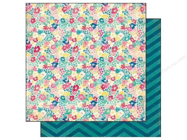 Crate Paper 12 x 12 in. Paper Maggie Holmes Wonderful (25 sheets)