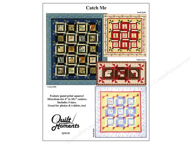 Quilt Moments Catch Me Pattern