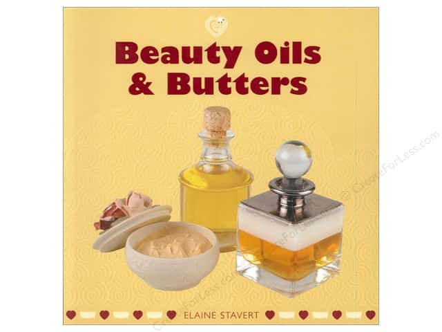Guild of Master Craftsman Beauty Oils & Butters by Elaine Stavert