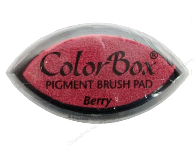 Colorbox Cat's Eye Pigment Inkpad Berry